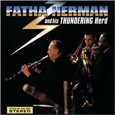 Woody Herman-Fatha Herman CD w Steely Dan Instrumentals