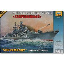 Zvezda 9054 1/700 russe destructeur sovremenny Modèle Kit navires 1:700