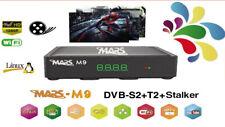 MARS M9 MINI HD COMBO LINUX IPTV/OTT |DVB-S2 T2/HYBRID+STALKER+YOUTUBE+XTREAM