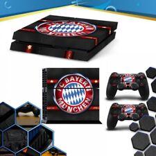 VINILO PLAYSTATION 4 PS4 FC BAYERN MUNICH PEGATINA DE LA PIEL SKIN + MANDOS