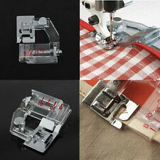 Home Ajustable Binding Snap-on Bias Binder Presser Foot For Daily Sewing Machine