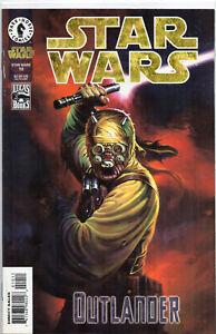 STAR WARS #10 Outlander 1st Appearance A'Sarad Hett Darth Krayt 1999