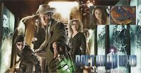 "Doctor Who ""The Wedding of River Song"" Collectors Stamp Cover Signed MARK GATISS"