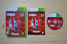 Xb360-NBA 2k13 - (OVP, con instrucciones)