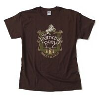"Lord of the Rings ""Prancing Pony"" high-quality screen-printed T-Shirt S-3XL"