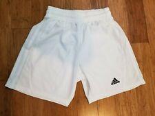 Adidas running short small white