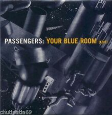 U2 YOUR BLUE ROOM One Track Promo FAKES !!
