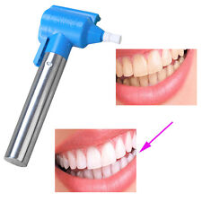 Electric Dental Teeth Cleaning/Oral/Tool/Tooth Polisher/Stain Plaque Remover DIY