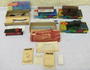 5 Roundhouse? Athean? HO Scale Beer Reefer B120 Southern Pacific Budweiser Union