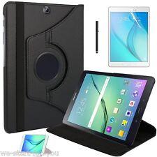 """360 Samsung Galaxy Tab S2 9.7"""" SM-T810/T815N/T813 Schutz Hülle+Folie Tasche Case"""