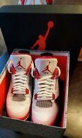 Jordan 4 Fire Red Size 11