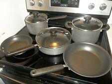 Lot of Pampered Chef Professional Pots and Pans