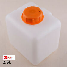 1 x 2.5L Plastic Fuel Oil Gasoline Tank For Car Truck Air Diesel Parking Heater