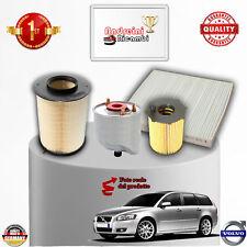 Filtro aceite filtro de aire espacio interior filtro volvo s60 s80 i v70 II 2.4d d5-07//2005