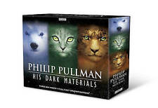His Dark Materials Trilogy Book by Pullman  Philip (CD-Audio) 9780563529286