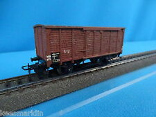 Marklin 312 b Closed goods car Brown Version 2 of 1950