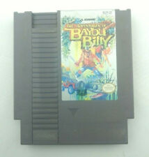 Adventures of Bayou Billy (Nintendo Entertainment System, 1989) Nes Game