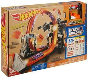 Mattel Hot Wheels Track Builder Crash Kit