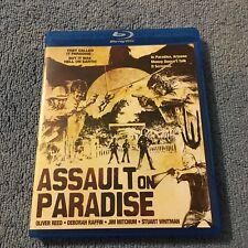 Assault on Paradise (Blu-ray Disc, 1977, Widescreen)