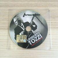 Umberto Tozzi - Cerco Ancora Te - CD Single PROMO - 2009 _ RARO