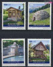 Suisse 2249-2252 (complète edition) neuf avec gomme originale 2012 P (9172953