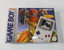 game boy custom box METROID 2 + ZELDA Nintendo just box