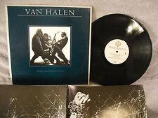 Van Halen, Women and Children First, Warner Bros. Records HS 3415, POSTER, Rock