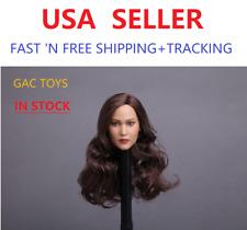 IN STOCK GAC TOYS 1/6 scale European American Female Head Sculpt A