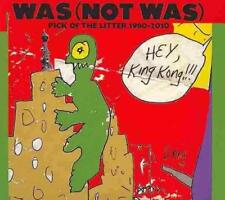 WAS (NOT WAS) - PICK OF THE LITTER 1980-2010 [DIGIPAK] * NEW CD
