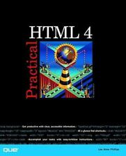 Practical: Practical HTML 4 by Lee Anne Phillips (1999, Paperback)