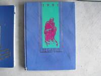 1991 Homestead High School Yearbook California