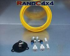 Land Rover Discovery Kit barbotage jaune 200 300 TDi moteur boite de vitesses des essieux