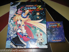 NEW Mugen Souls Z Limited Collectors Edition Sony Playstation 3 PS3 + Keychain