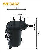 Fuel Filter Megane II Scenic & Grand Scenic II 1.5 dCi