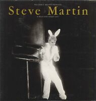 Steve Martin Wild & Crazy Guy Vinyl LP Album 1978 Comedy King Tut Cat Handcuffs