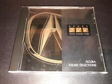 Celine Dion Rare Promo Cd When I Fall in Love Acura Music Selections 10/95 Cm 33