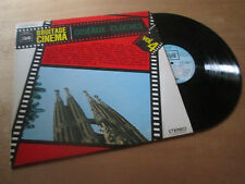 PATHE / BRUITAGE CINEMA oiseaux - cloches SOUND EFFECTS LIBRARY - Lp