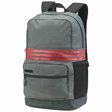 New for 2017 - Adidas Golf Men's Lightweight 3 Stripes Travel Medium Backpack