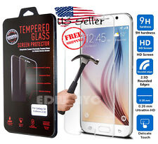 New Premium Real Tempered Glass Screen Protector For Samsung Galaxy S6