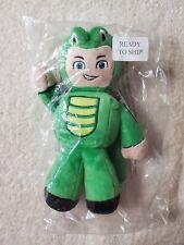 "Tube Heroes Little Lizard 8"" Plush / Soft Toy Figure Nwt Minecraft LittleLizard"