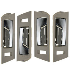 NEW 4 PIECE SET DOOR HANDLE FOR 2008-2012 FORD ESCAPE 8L8Z7822601BC
