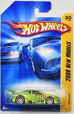 HOT WHEELS 2008 NEW MODELS AMAZOOM #30/40 GREEN
