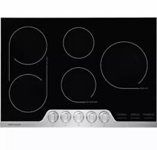 "NEW Frigidaire FPEC3077RF 30"" Stainless Steel Electric 5 Burner Cooktop Range"