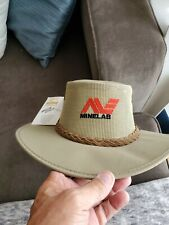 Hard To Fine New Minelab Accessories Barmah Hat Canvas Drover New Hard To Fine