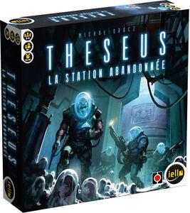 Jeu de société Theseus, La Station Abandonnée - Neuf, encore emballé - Iello