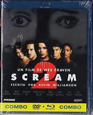 SCREAM 2 de Wes Craven.  BLU-RAY y DVD. Tarifa plana (España) en envío, 5 €.