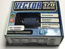 LRP Vector Micro BL Modified 1 18 8t 5600kv 50260