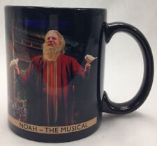 *Noah Musical Sight Sound Theatre Collectible Coffee Mug Tea Cup Branson Bible