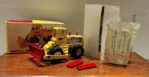 Dinky 976 Michigan 180-III Tractor Dozer Within its Original Box and papers