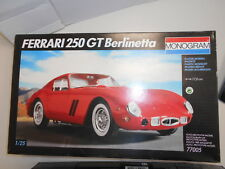 MNG77005 by 0 FERRARI 250 GT BERLINETTA 1:25 KIT DE MONTAJE